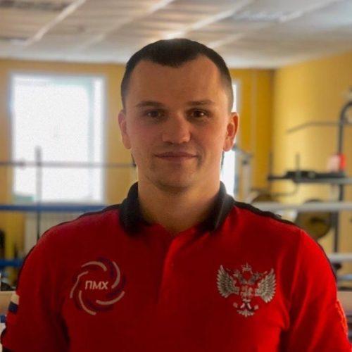 Наумов Михаил Владимирович